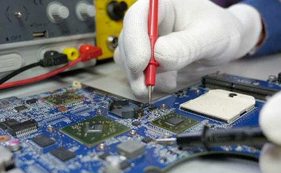 Board Repair/Chipset Replacement