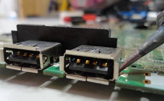 Headphone Jack Repair - Laptop Technician