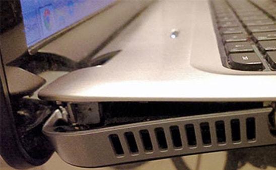 Laptop's Hinge Repair