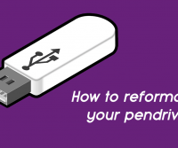 How to Reformat Your Pendrive