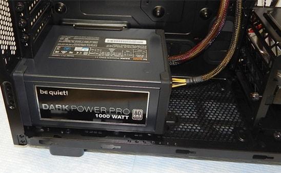 Dekstop Repair Services - Power Supply Repair & Replacement