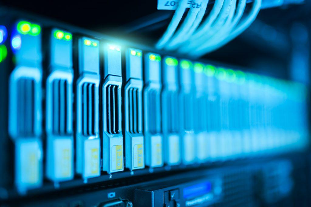 network infrastructure setup